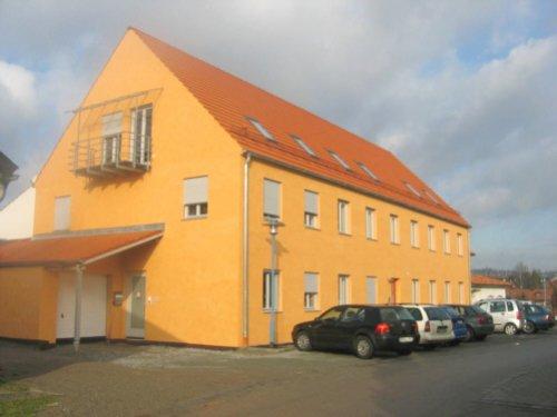 Außenansicht Wohn- und Bürogebäude