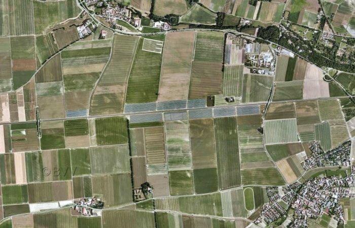 Straubinger Stadtwesten mit Anlage